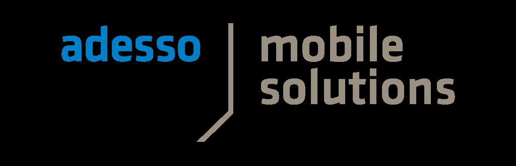 Das Logo von adesso mobile solutions GmbH
