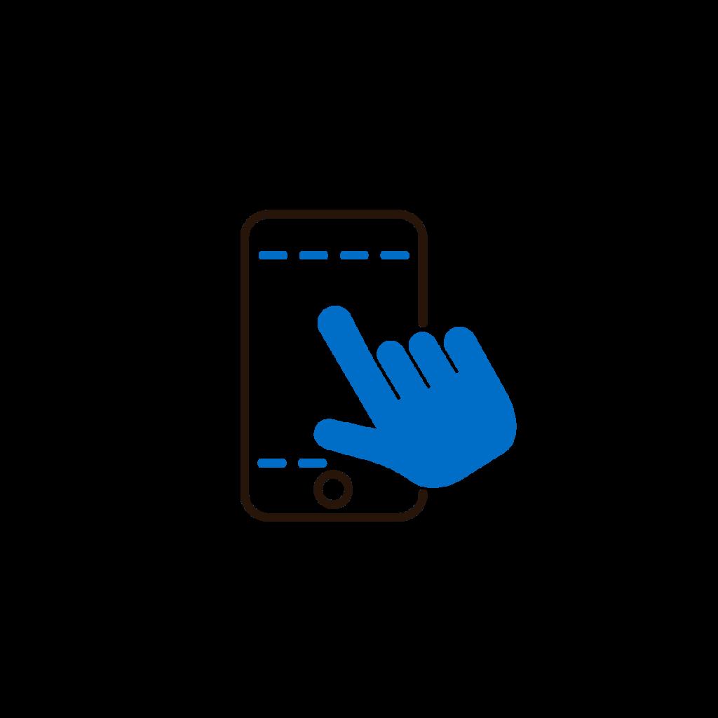 Icon Nutzerfreundlichkeit