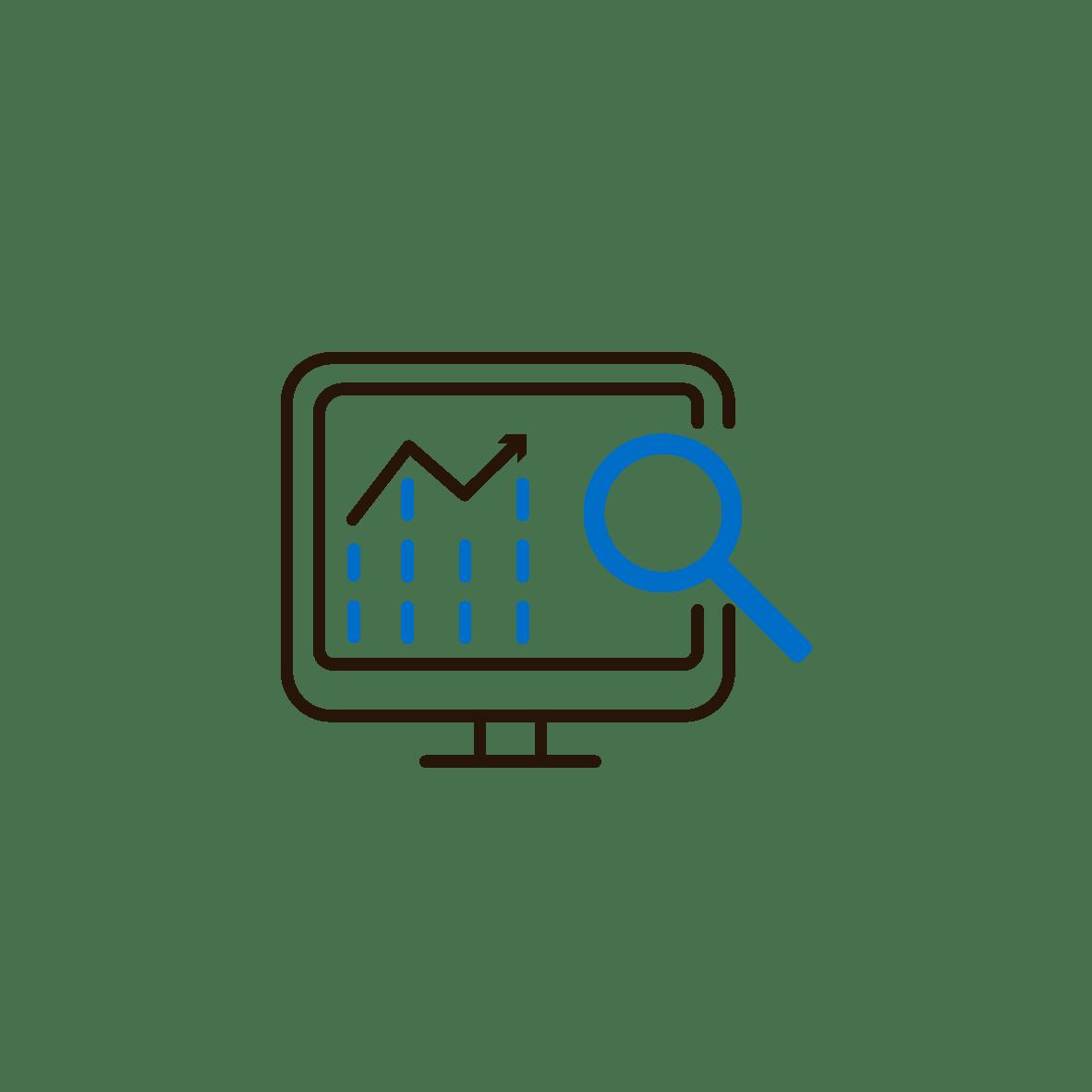 Icon Benchmark & Branchenvergleich