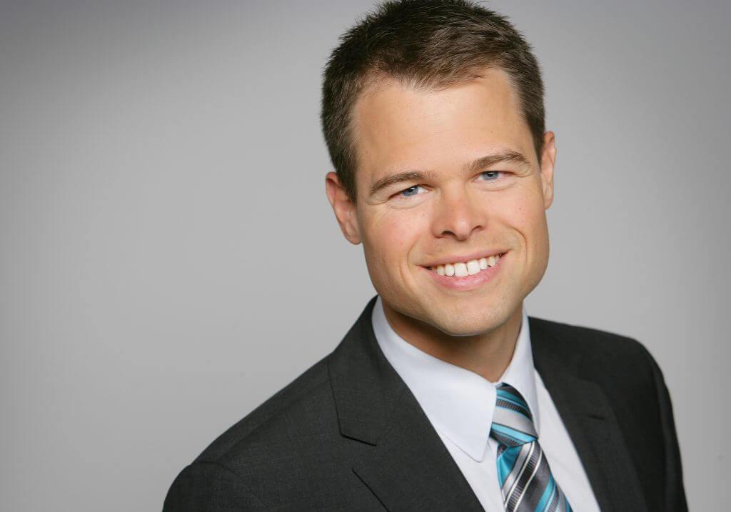 Markus Lünsmann, Geschäftsführer medgineering GmbH