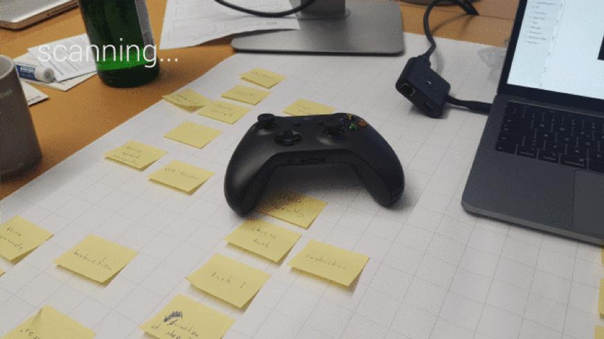 Smartglasses Videobeispiel