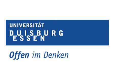 Logo Universität Duisburg Essen – externer Link