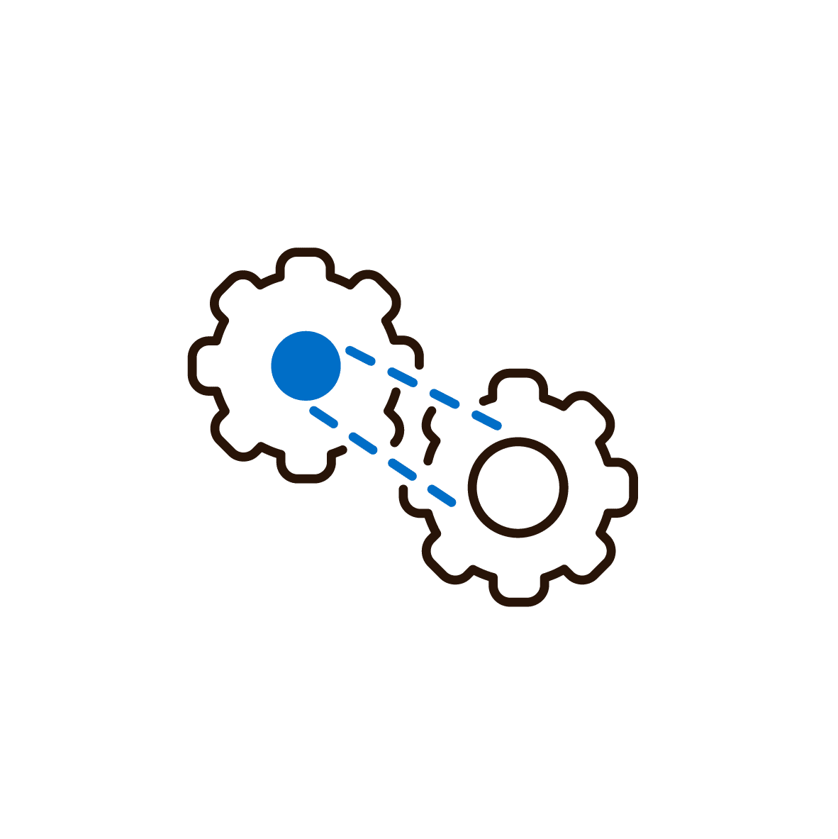 Icon Automasiert Buildchain