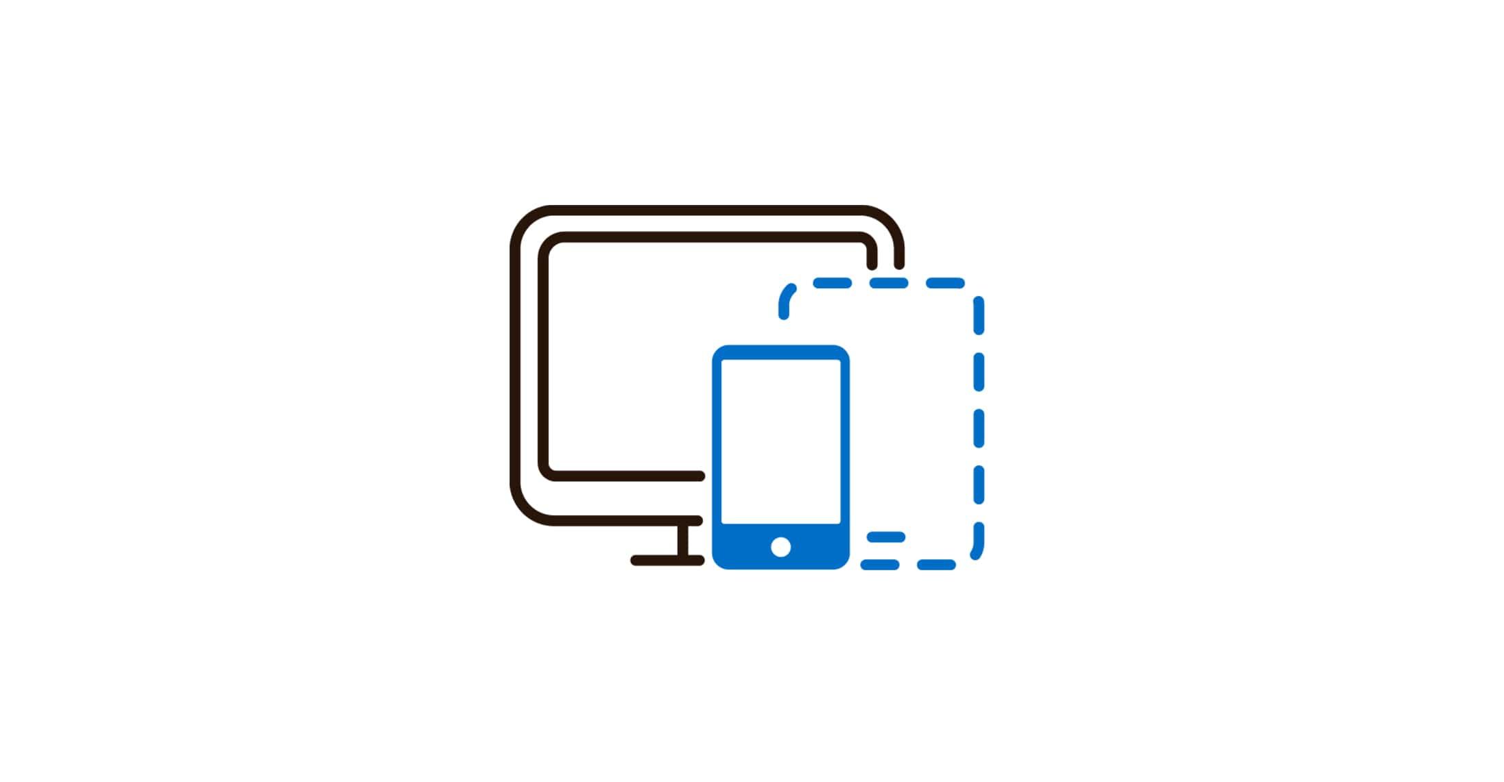 Icon Cross Plattform App-Entwicklung