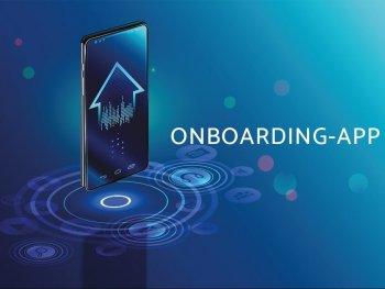 Onboarding-App