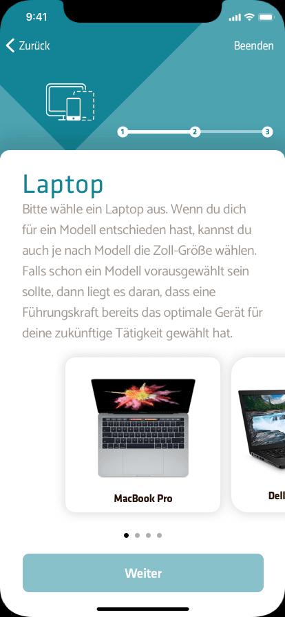 Onboarding-App_Ziel_Hardware_Laptop