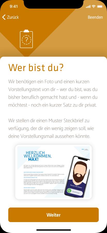 Onboarding-App_Ziel_WerBistDu_